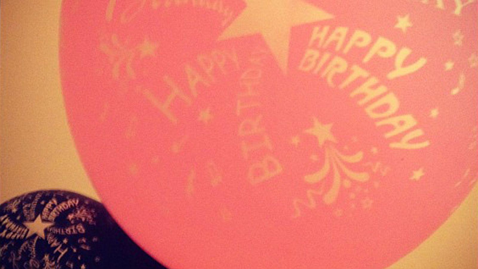 Blog-Geburtstag