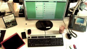 Mein Arbeitsplatz als Social Media Officer