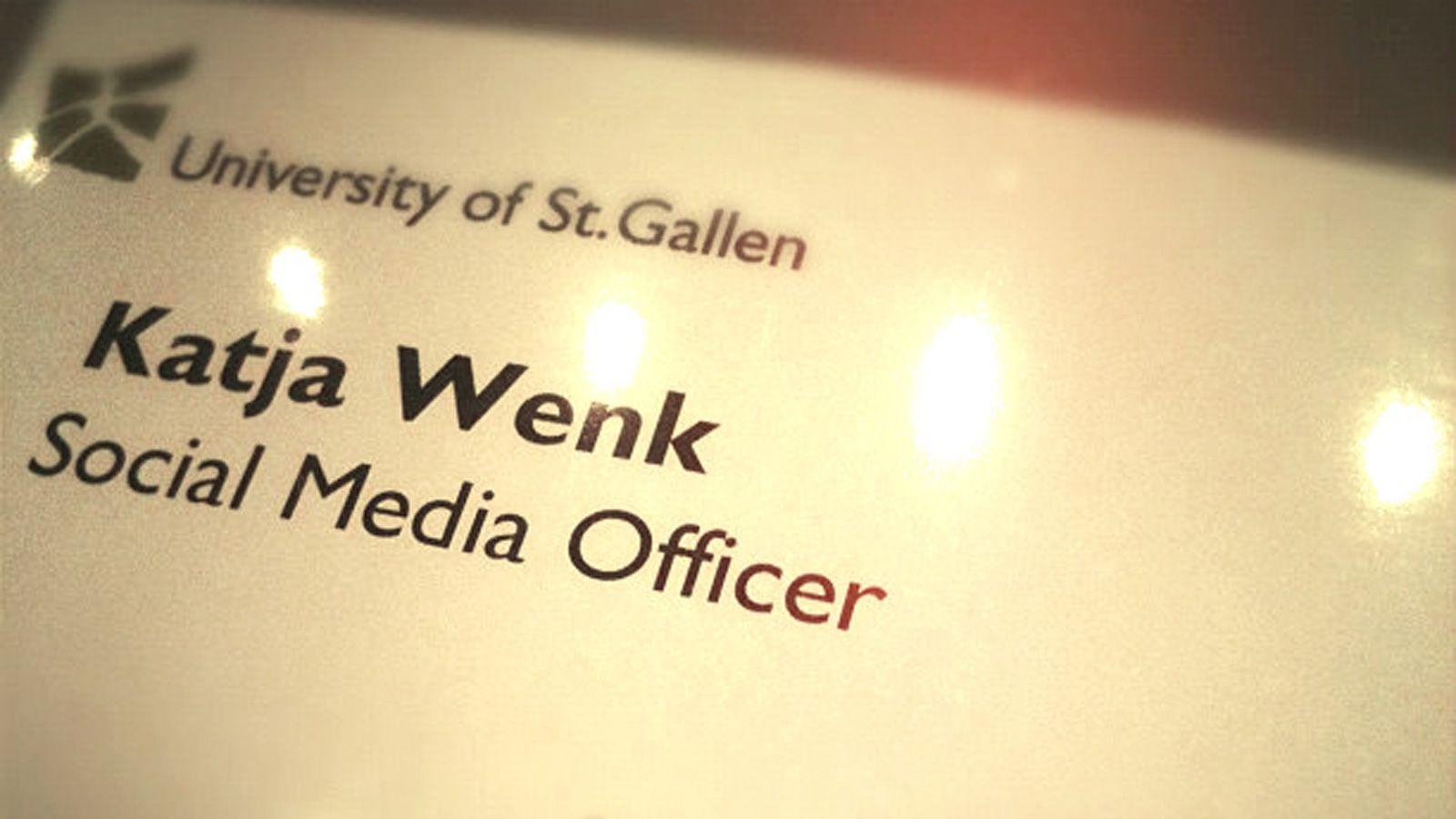 Social Media Officer: Nachfolger gesucht