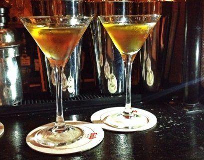 Mein Favorit: Der Stinger (James Bond Cocktail-Tasting)