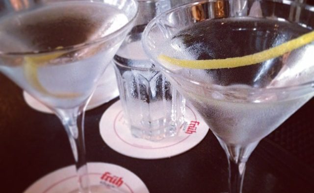 Der Klassiker: Ein Vesper Martini (James Bond Cocktail-Tasting)