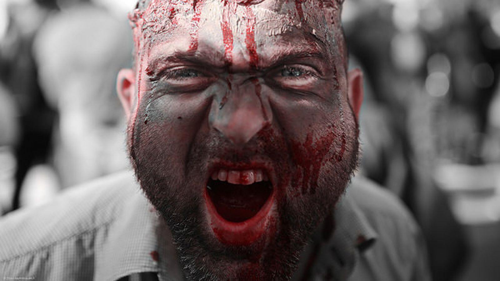 Wenn die Zombies kommen